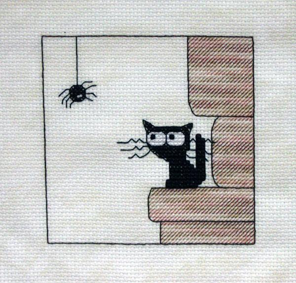 Кот Саймона! Итак. По просьбам